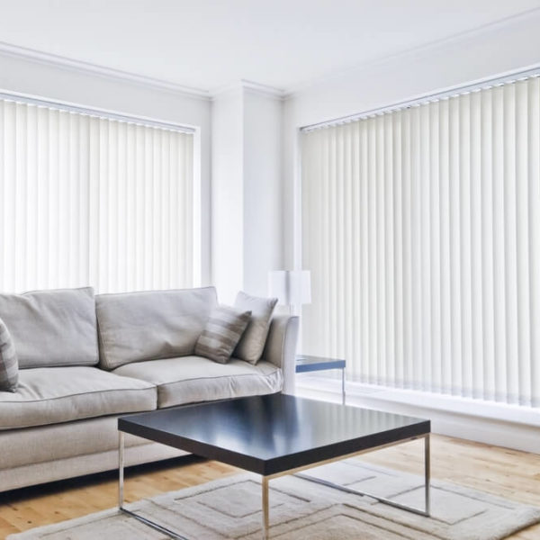 Vertical Blinds Luxury Window Treatments V Home